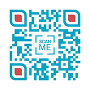 Scan me with a QR Reader